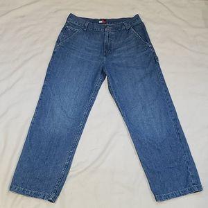 Classic Tommy Hilfiger Blue Carpenter Jeans 33x30